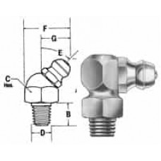 Lincoln Lubrication Fittings & Accessories